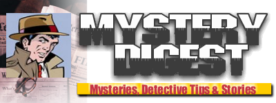 Home of Detective Nose – Two Minute Mysteries